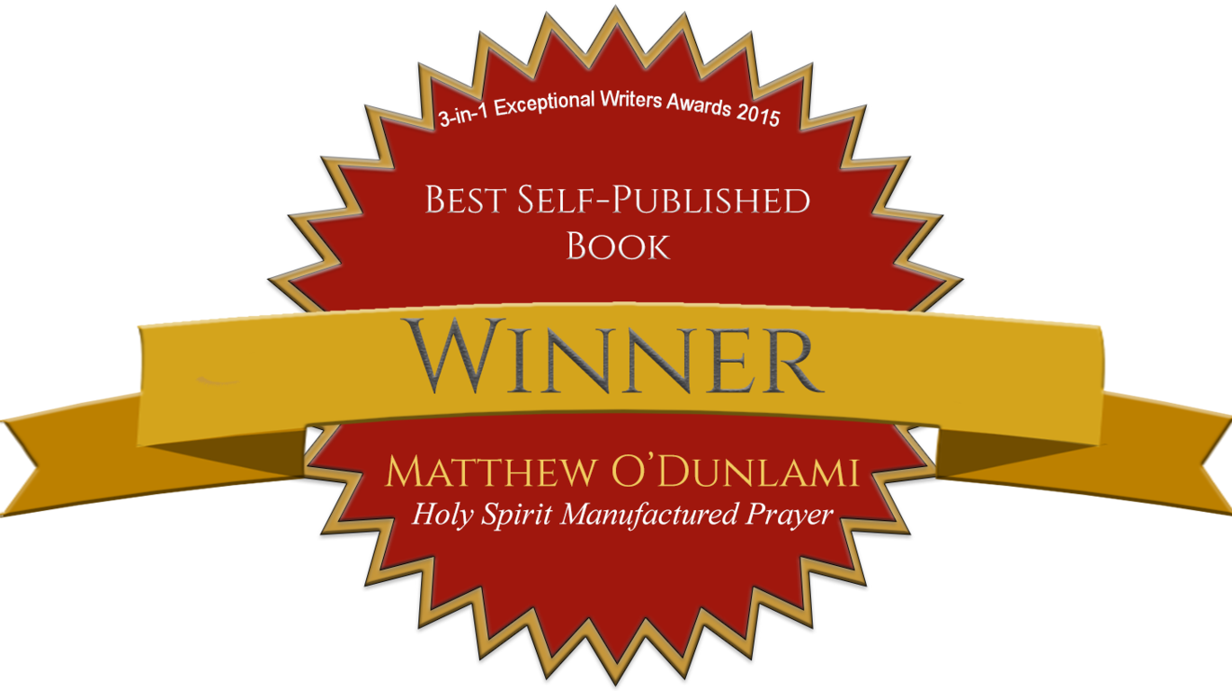 HSMP Best Self Published Book Winner