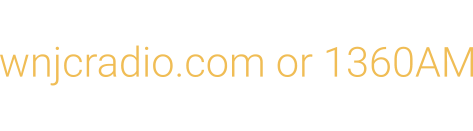 Listen to live Rage broadcast on wnjcradio.com or 1360AM, Sundays at 3:30 PM